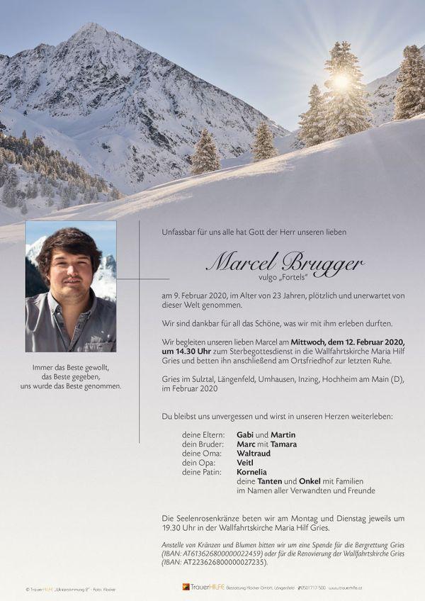 Marcel Brugger