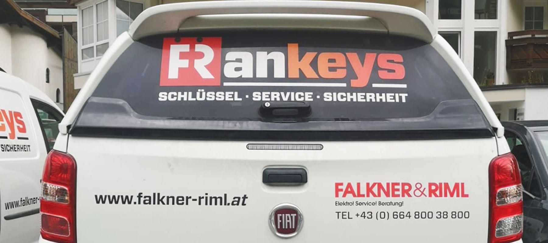 Falkner & Riml Schlüsseldienst